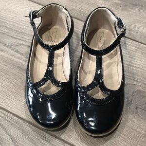 Zara girls dress shoes